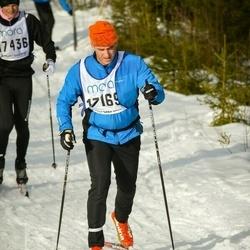 Skiing 90 km - Daniel Eriksson (17169)