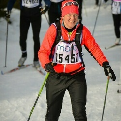 Skiing 90 km - Carolina Johansson (15457)