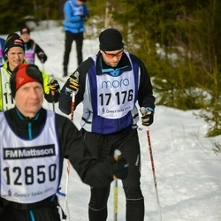 Skiing 90 km - Anders Persson (17176)