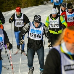 Skiing 90 km - Fredrik Pettersson (17548)