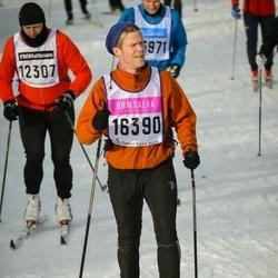 Skiing 90 km - David Bauner (16390)