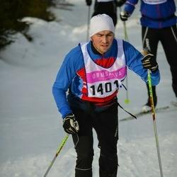 Skiing 90 km - Axel Krögerström (14017)