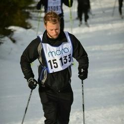 Skiing 90 km - Fredrik Dahlskog (15133)