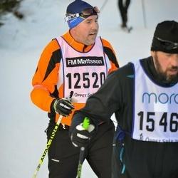 Skiing 90 km - Anders Gunnarsson (12520)