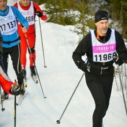 Skiing 90 km - Anders Persson (11968)