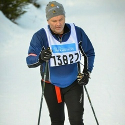 Skiing 90 km - Fredrik Hagström (13827)
