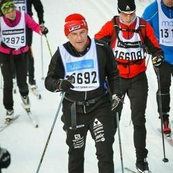 Skiing 90 km - Carl-Ivar Eriksson (15692)
