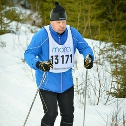 Skiing 90 km - Christer Olsson (13171)