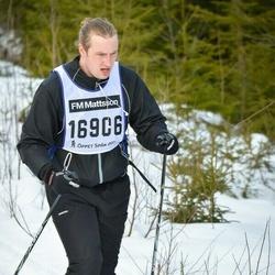 Skiing 90 km - Eddie Melin (16906)