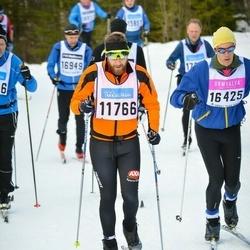 Skiing 90 km - Carl Lehnér (11766)