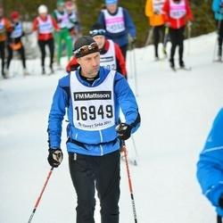 Skiing 90 km - Joakim Bergqvist (16949)