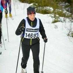 Skiing 90 km - Inger Zetterström (14692)