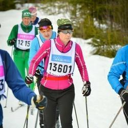 Skiing 90 km - Karin Seleborg (13601)