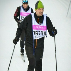 Skiing 90 km - Victor Sandberg (16230)