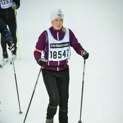 Skiing 90 km - Caroline Jonsson (18547)