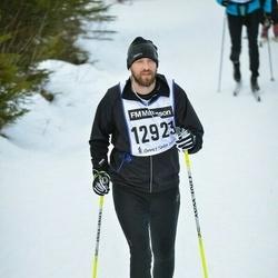 Skiing 90 km - Martin Johansson (12923)