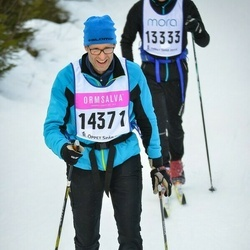 Skiing 90 km - Anders Tidblom (14371)