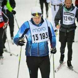 Skiing 90 km - Henrik Erici (13183)