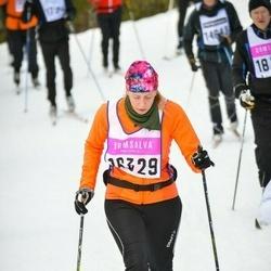 Skiing 90 km - Elin Ramgren (16329)