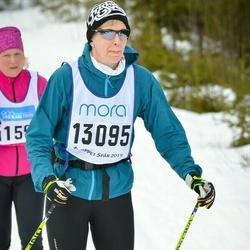 Skiing 90 km - Mikaela Jonasson (13095)