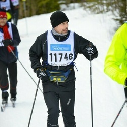 Skiing 90 km - Kenneth Kajsjö (11746)