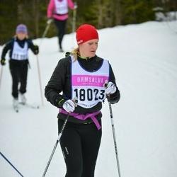 Skiing 90 km - Johanna Wik (18023)