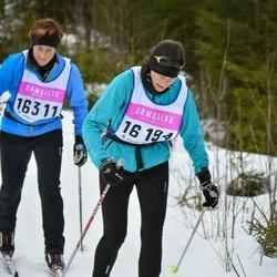 Skiing 90 km - Britta Thomsen (16194)