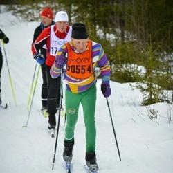 Skiing 90 km - Max Claesson (30554)