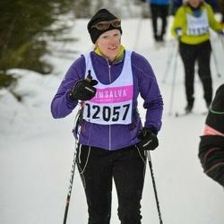 Skiing 90 km - Cecilia Ljunggren (12057)