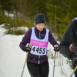 Skiing 90 km - Magnus Ulltin (14452)