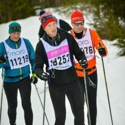 Skiing 90 km - Carl Henric Möllerström (18252)