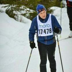 Skiing 90 km - Edward Wirgén (17478)