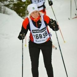 Skiing 90 km - Ebba Eilertz (16838)