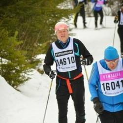 Skiing 90 km - Henrik Bak (14610)