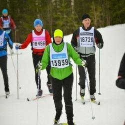 Skiing 90 km - Eva Schattauer (13939)