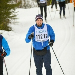 Skiing 90 km - André Ivarsson (11212)