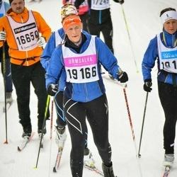 Skiing 90 km - Elin Mattsson (19166)