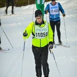 Skiing 90 km - Fredrik Melin (11050)
