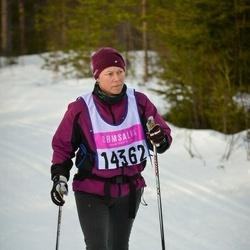 Skiing 90 km - Camilla Storvist (14362)