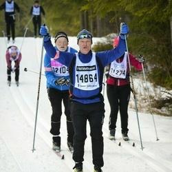 Skiing 90 km - Juha Karstunen (14864)