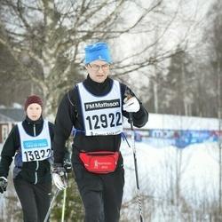 Skiing 90 km - Gert Westergren (12922)