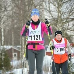Skiing 90 km - Helen Turesson (11121)