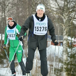 Skiing 90 km - Mikael Du Bouzet (13276)
