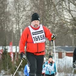 Skiing 90 km - Fredrik Ström (16559)