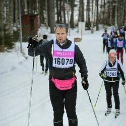 Skiing 90 km - David Callermo (16079)