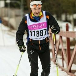 Skiing 90 km - Ulf Ronneteg (11887)