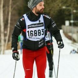 Skiing 90 km - Martin Kempka (16883)