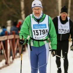 Skiing 90 km - Bernt Gustafsson (13793)