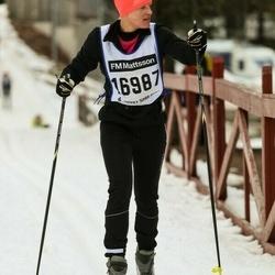 Skiing 90 km - Marina Rosander (16987)