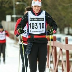 Skiing 90 km - Anja Valant Velepec (19310)